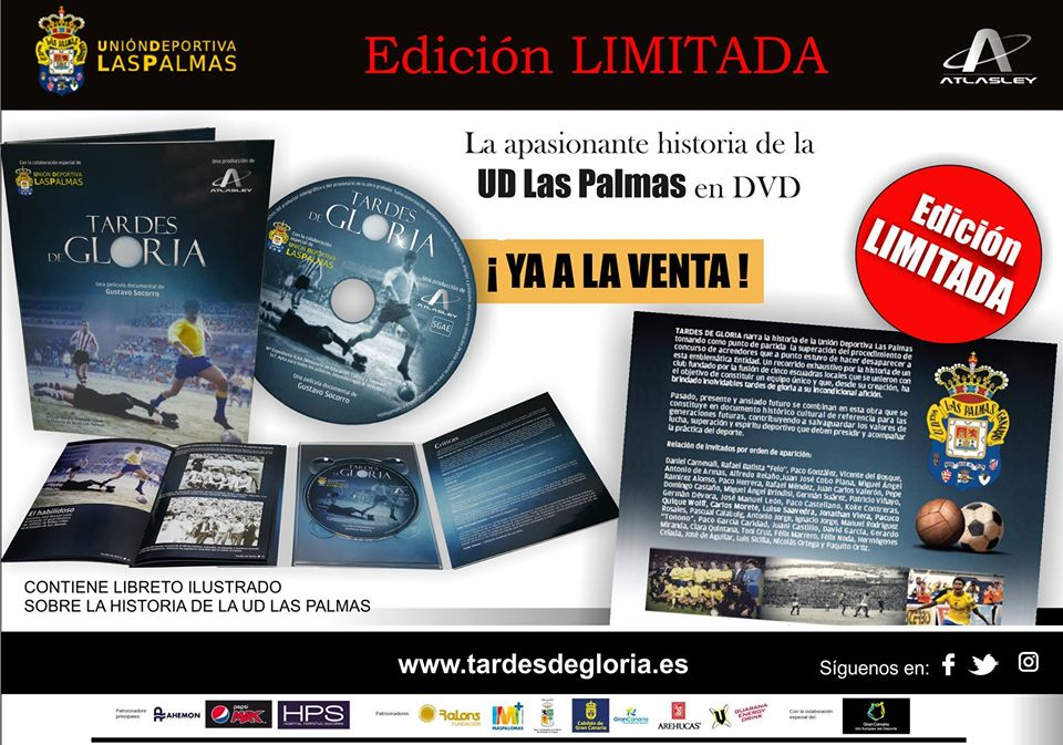"""Éxito de """"Tardes de Gloria"""". Ya entre los DVD más vendidos"""