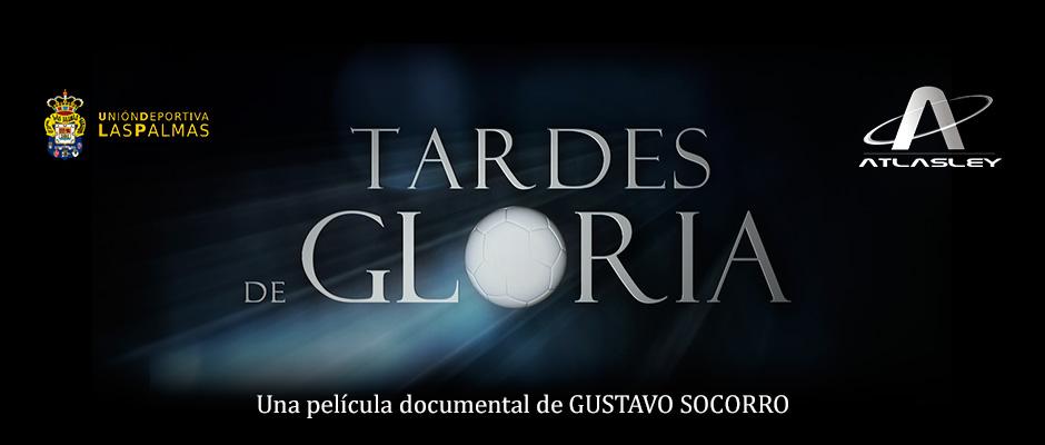 Se presenta Tardes de Gloria, película documental sobre la historia de la Unión Deportiva Las Palmas