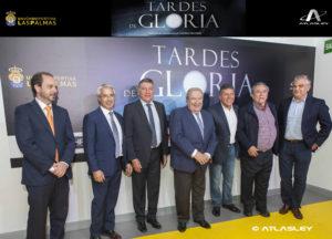 Miguel Ángel Brindisi y Koke Contreras invitados excepcionales a la premier de TARDES DE GLORIA
